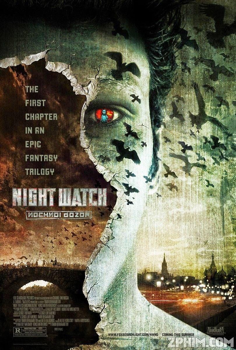Kẻ Gác Đêm - Night Watch (2004) Poster