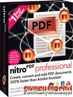 Nitro PDF Professional 7.5.0.27 Full Keygen, Crack, Patch, Serial