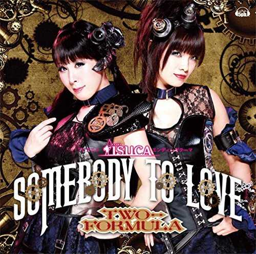 [MUSIC] TWO-FORMULA(佐土原かおり・藏合紗恵子) – Somebody to love (2015.01.28/MP3/RAR)