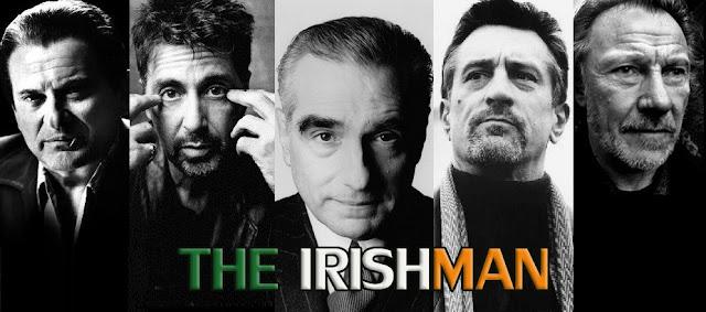 Robert De Niro e Al Pacino insieme nel nuovo film di Martin Scorsese!
