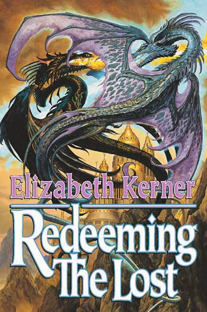 Redeeming the Lost (Tales of Kolmar: Book 3) by Elizabeth Kerner | Epic Fantasy Review