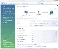 Nexus7経由でネットにアクセス