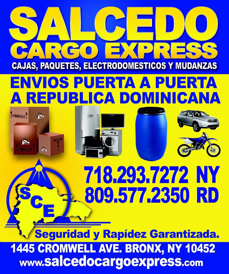 SALCEDO CARGO EXPRESS