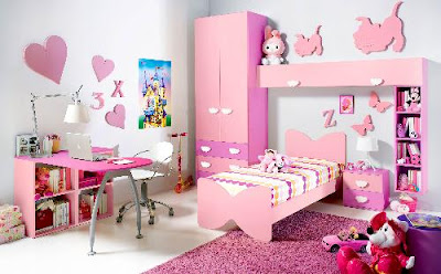 decoracin de la habitacin infantil