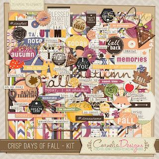 Crisp Days Of Fall by Cornelia Designs