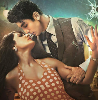 Ranbir Kapoor Karan Johar Stills at Bombay Velvet Movie 5