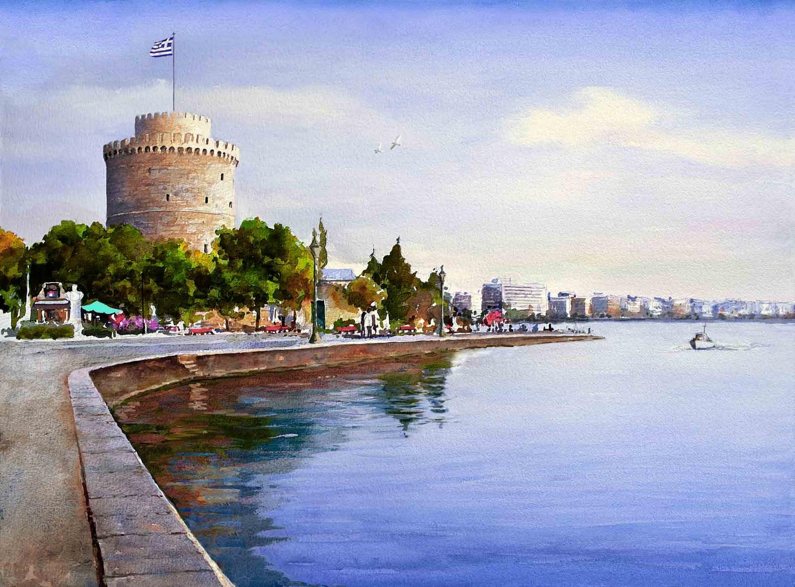 ............ Ιστορία της Θεσσαλονίκης ............
