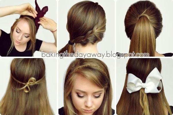 Easy Hairstyles for Teens in Steps