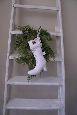 Sierlijke Kerstlaars
