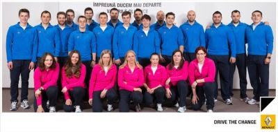 Echipa Olimpica a Romaniei