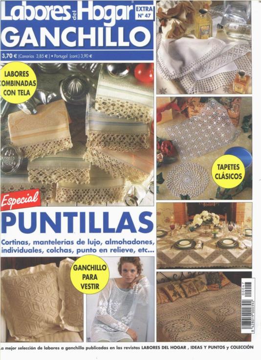 Labores del hogar n 47 freelibros for Decoracion del hogar pdf