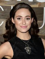 Emmy Rossum Hairstyle