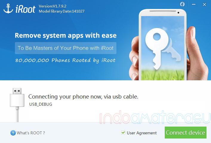 iRoot ~ Aplikasi Root Semua Jenis Ponsel Android