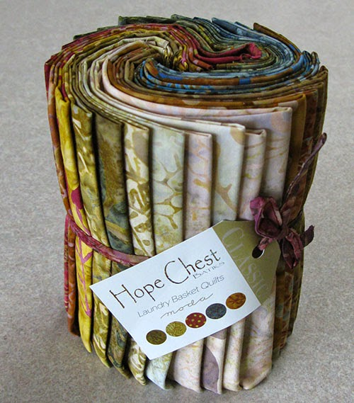 Hope Chest Fat 8th bundle batiks