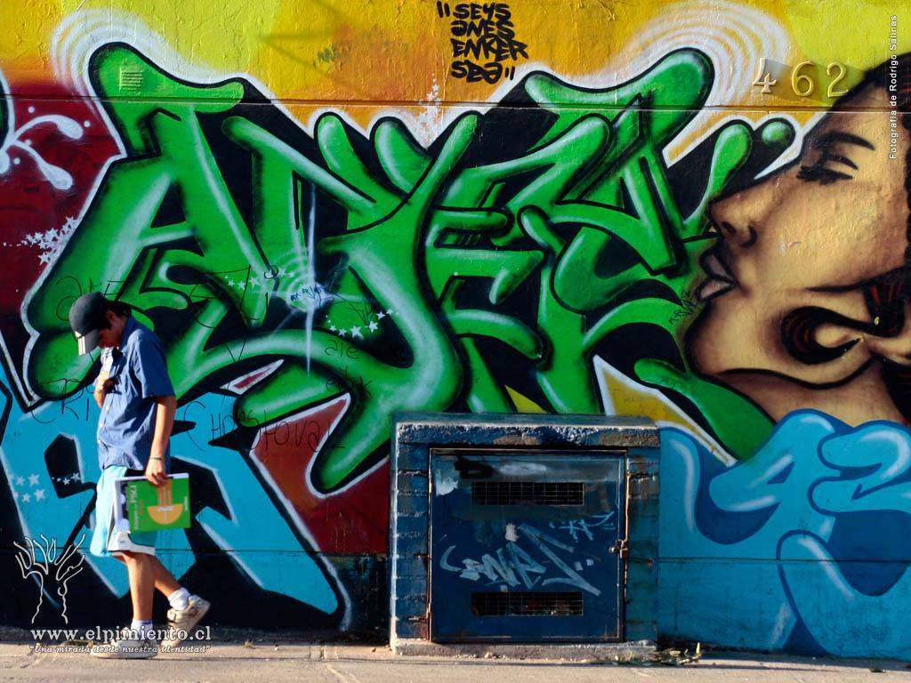 Imágenes de graffitis