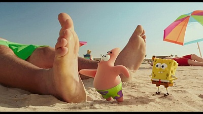 The Spongebob Movie: Sponge Out Of Water (Movie) - Australian Trailer & Thai Trailer 'Payoff' - Song / Music