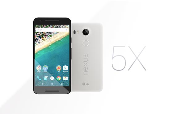 الهاتف الجديد NEXUS 5X