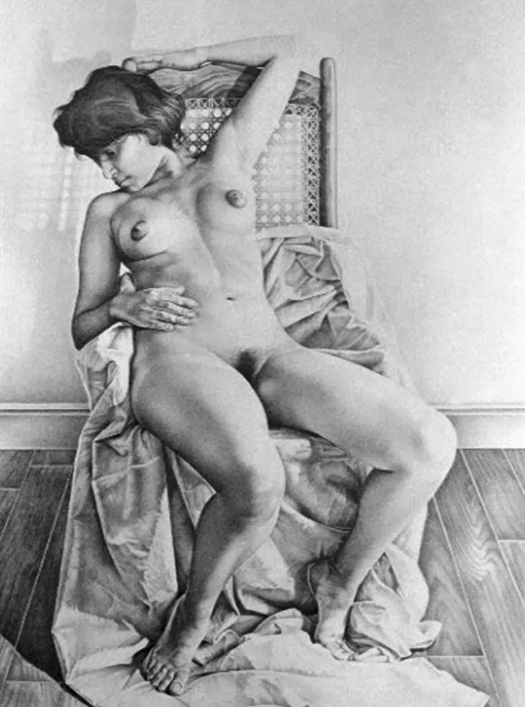 Mujeres Desnudas De Cuerpo Completo Fotos de