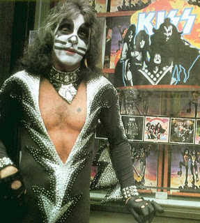 Heavy Rock Peter Criss Autobiography And New Solo Album