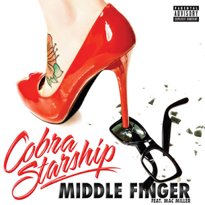 Cobra Starship - Middle Finger (feat. Mac Miller) Lyrics