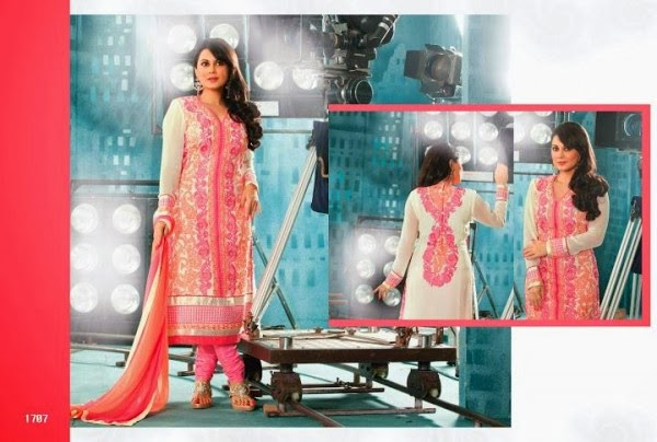 Minissha Lamba Party Wear Collection 2014