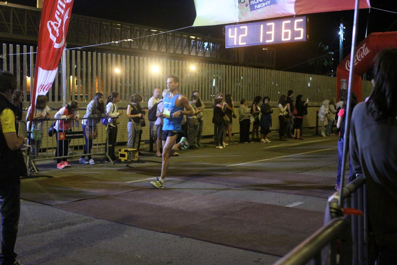 10k cursa port barcelona 2014