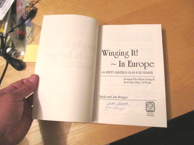 Winging It!-In Europe: An Empty Nester's Plan for Travel: Designed for Those Young at Heart but Older of Body by Linda Stringer and Jim Stringer