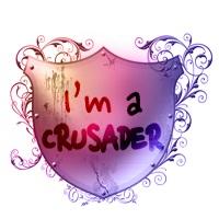 Crusading!