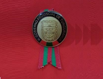 Reconocimiento del Gobierno Provincial de Tungurahua
