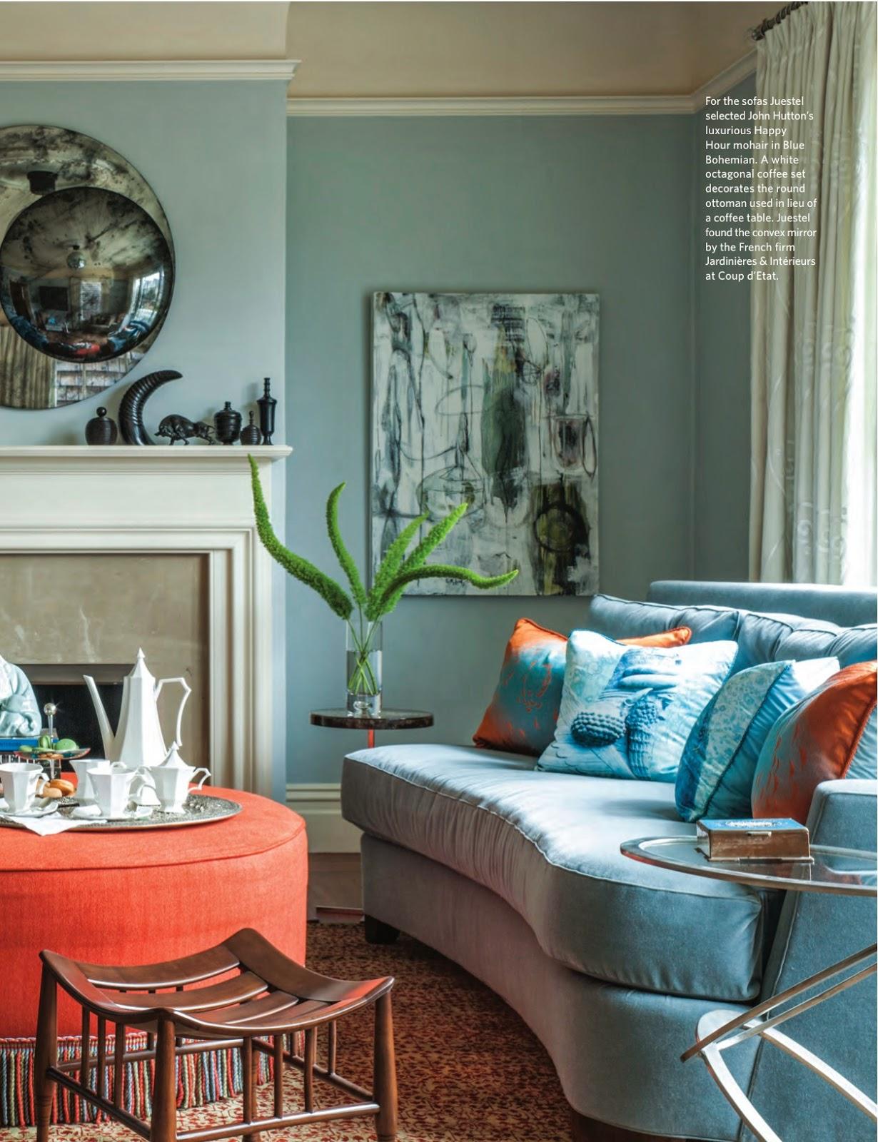 House Of Orange California Homes Magazine Spring 2014