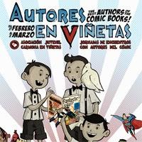 """Horarios para la 5ª edición de """"Autores en Viñetas"""" (Carmona)"""