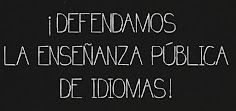 ¡Defendamos la Escuela Pública de Idiomas!