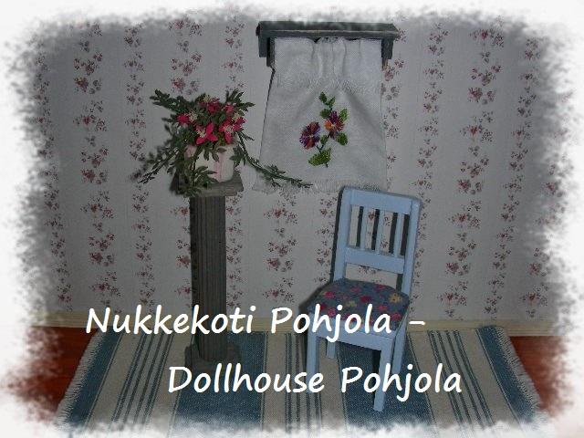 Nukkekoti Pohjola - Dollhouse Pohjola