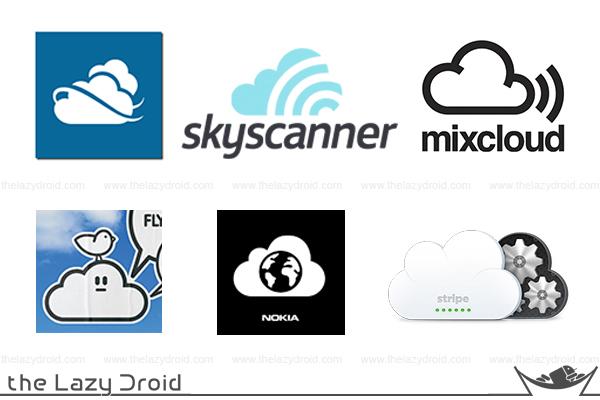logos nubes