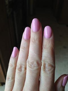 Sensationail Pink Chiffon