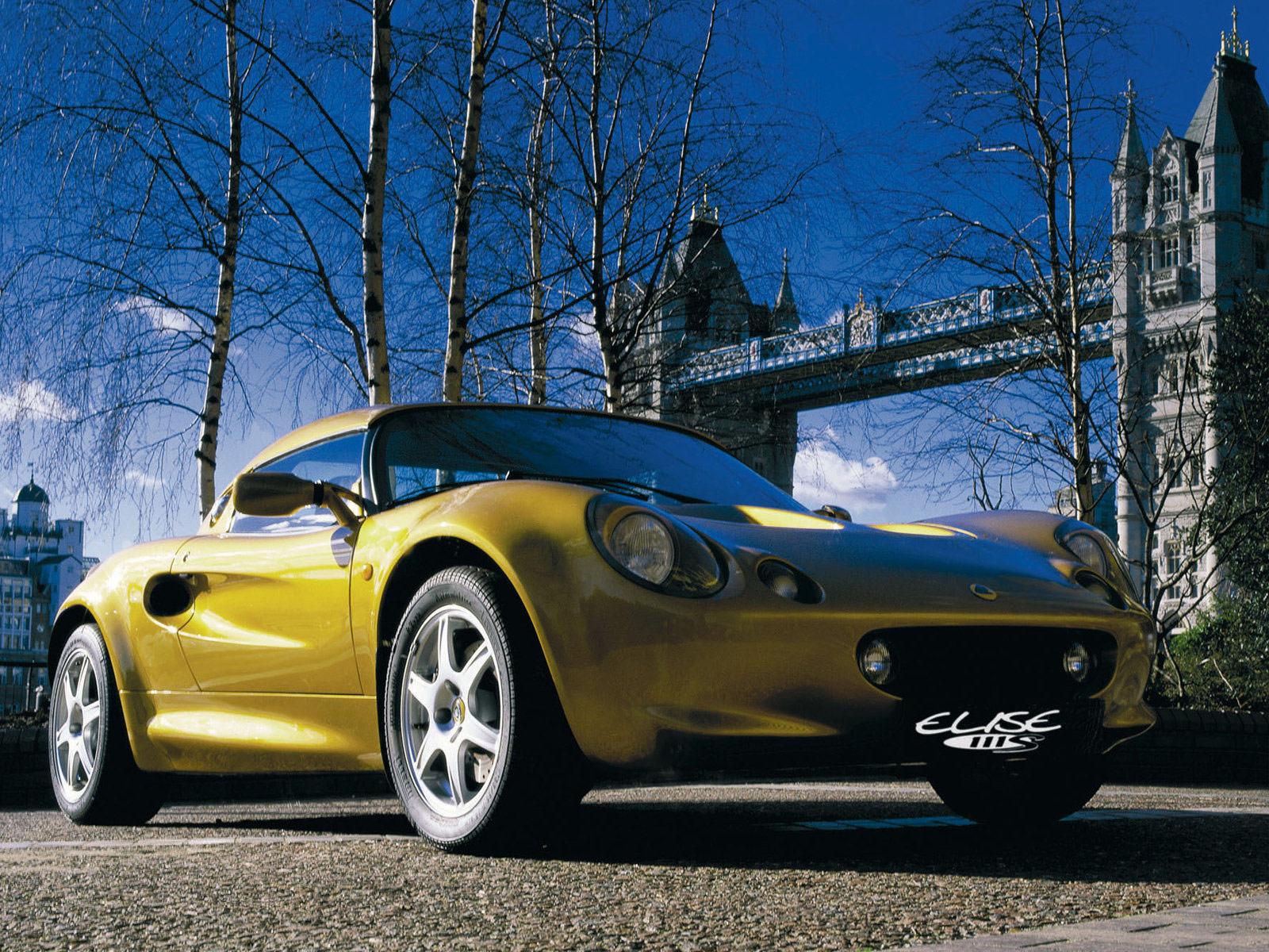LOTUS Car picture | 1999 LOTUS Elise |
