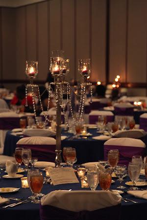 Kansas City Wedding In Royal Purple Amp Blue Keva Amp Jarret