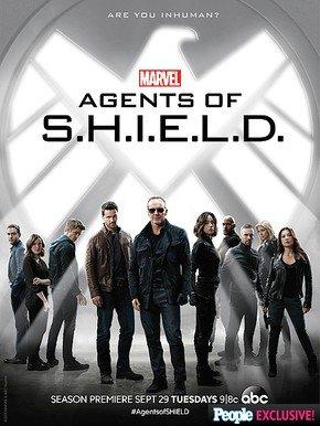 Agents of Shield terceira temporada