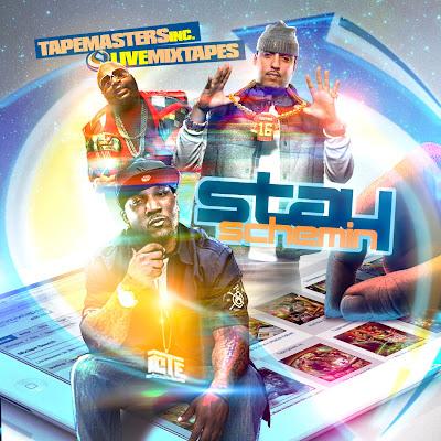 VA-Tapemasters_Inc.-Stay_Schemin-(Bootleg)-2012-WEB