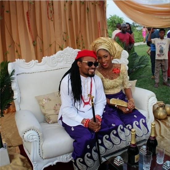 Moses Inwang And His Bride Emem Udonquak