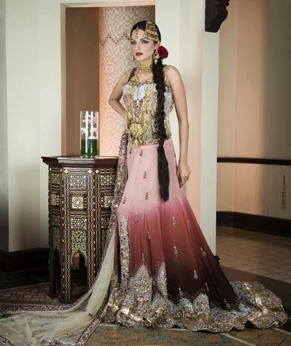 Pakistani Fashion Designer Clothes 2015 Pakistani Bridal Dresses