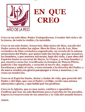Credo Niceno Constantinopolitano