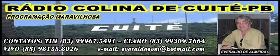 Rádio Colina de Cuite - Paraiba