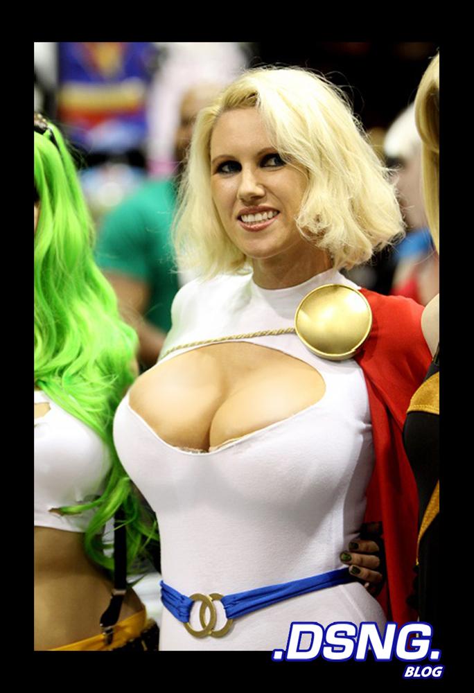 Cosplay huge tits harley quen
