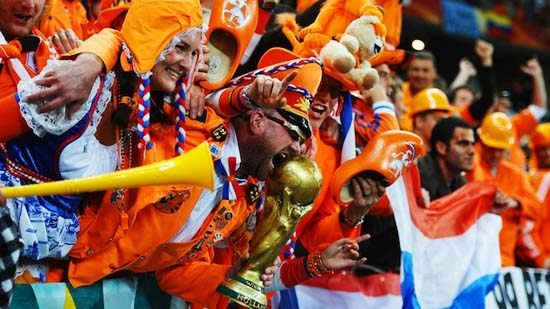 Netherlands win world cup 2014