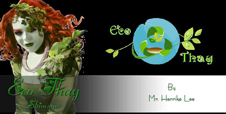 Thayse, Falando Sobre Ecologia!