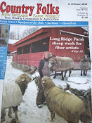 Long Ridge Farm Featured 2/11/13
