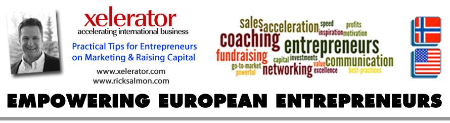 XELERATOR: Empowering European Entrepreneurs