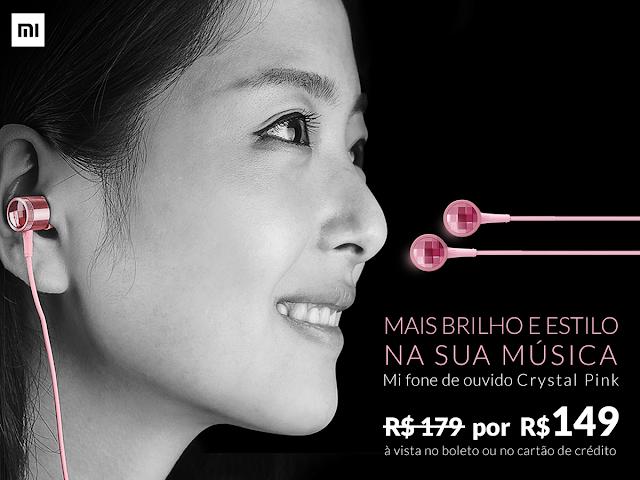 Promoção Xiaomi Brasil - Evento de compras online