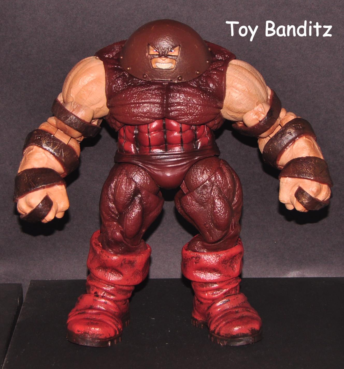 Marvel Select Juggernaut with helmet X Men Juggernaut Actor